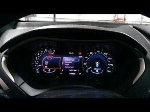 Speedometer Cluster VIN 9 8th Digit Turbo MPH Fits 17 MKZ 939743