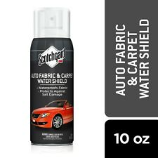 3M 4306-10 PF Scotchgard Auto Fabric & Carpet Protector, Made in USA, 10 Once