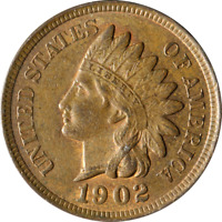 1902 Indian Cent Great Deals From The Executive Coin Company