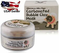 [Elizavecca] Milky Piggy Carbonated Bubble Clay Mask