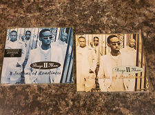 Boyz II Men, 4 Seasons Of loneliness (UK CD Single Set)