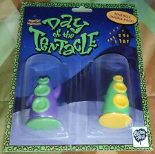 DAY OF THE TENTACLE - GREEN & PURPLE TENTACLE - MADE BY CUSTOMSTOLF - LUCASARTS