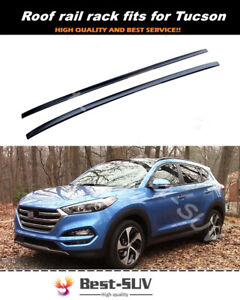 Roof Rail Carrier Rack fits for Hyundai Tucson 2015-2021 Baggage Luggage Bar