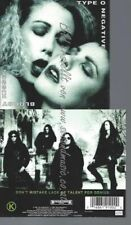CD--TYPE O NEGATIVE | --BLOODY KISSES