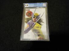 X-MEN #10 CGC 9.8 X-23 Edition Mike Mayhew Trade Dress Variant Cover
