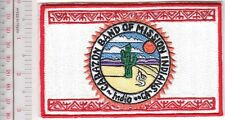 American Indian Tribe Flag California Cabazon Band of Mission Indians Indio, CA