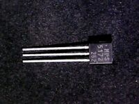 MPS5172 - Motorola Transistor (TO-92) GENUINE