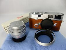 "LEICA MP ""Edition Hermes"" mit SUMMICRON-M 35mm 1:2 ASPH. 207/500 (4935,6)"