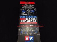 Tamiya 54083 RC Short Reversible Susp Set - (TA05 & TA05-IFS)