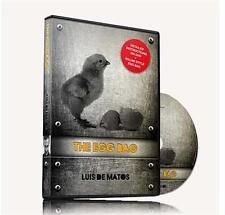 The Egg Bag (DVD and Gimmick) by Luis de Matos - Trick,Close Up Magic,Fun props
