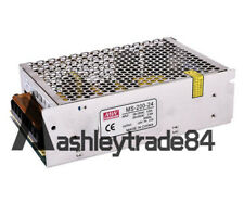 NEW Mean Well Switching Power Supply MS-200-24