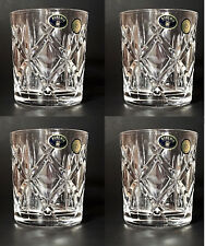 Crystal Bohemia 10oz DOF Glasses