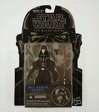 Darth Vader Dagobah Vision Star Wars Black Series #07 Action Figure