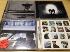 BON JOVI 5-DISCS: DESTINATION ANYWHERE + CRUSH + THE CIRCLE + BOUNCE + CD SINGLE