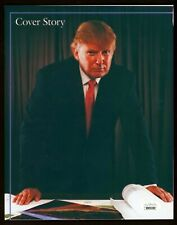"""President Donald Trump Signed 8x10 Photo Inscribed """" You're Fired! """" JSA LOA"""