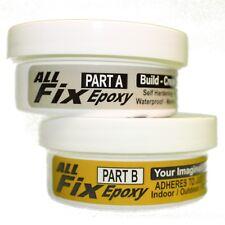 All-Fix Epoxy Putty 1/2 lb Waterproof Pool Repair Underwater Marine All Fix F/Sh