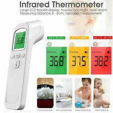 Fieberthermometer Infrarot Stirn Kontaktlos Digital Thermometer Baby Erwachsene