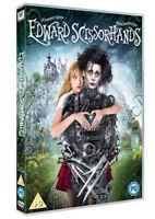 Edward Scissorhands DVD (2015) Johnny Depp, Burton (DIR) cert PG ***NEW***