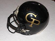 Game Used Galena Park Yellow Jackets Texas High School Football Helmet Riddell