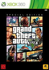 Grand Theft Auto V-Special Edition | GTA 5 | Xbox 360 | usado en OVP