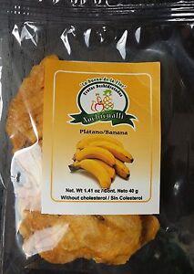 Organic Dehydrated Banana Chips
