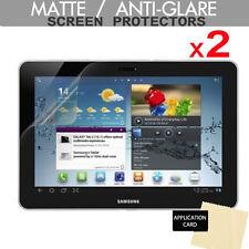 2x ANTI-GLARE MATTE Screen Protector Guards for Samsung Galaxy Tab 2 10.1 P5100