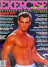 EXERCISE FOR MEN ONLY MAGAZINE NOVEMBER 1991