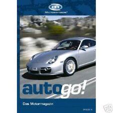 MotorVision: AUTO GO! - Das Motormagazin Vol.1 (DVD) *NEU OVP*