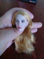 1:6 Sharon Stone Young ver. Woman Head Sculpt Model Toy F Phicen TBleague Body