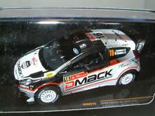 1/43 IXO FORD FIESTA RS WRC 2012 PORTUGAL RALLY ,KETOMAA ,#16. #RAM515