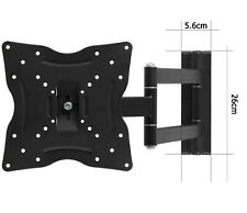 LCD TV WALL MOUNT ARTICULATING BRACKET TM-202A 26 28 29 30 32 36 40 42in- NEW