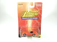 Johnny Lightning Red Card Series SHELBY COBRA 427 Diecast Car 1/64 Scale NEW NOC