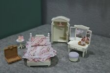 Sylvanian Families Calico Critters Bedroom & Vanity Set