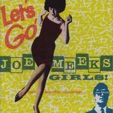 Lets Go Joe Meeks Girls - Various (NEW CD)