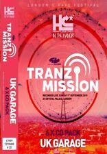 Tranz-Mission - 1st September 2019 - Uk Garage (6X CD PACK)