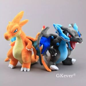 Pokemon Char Dragon X&Y Plush Soft Toys Anime Collection Dolls Gifts For Kids