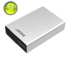 ASTONE RD-2570 USB 3.1 2-bay 2.5inch External Enclosure RAID PC Linux Mac