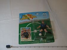 Forza Campioni Aldo Serena soccer football action figure card RARE Kenner Fedeli