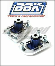 BBK Performance 2525 Adjustable Caster Camber Plates 1979-1993 Ford Mustang