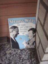 Strauss-Witze, aus dem Eichborn Verlag