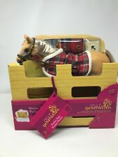 Our Generation American Perlino Foal 18 inch Dolls with Accessories