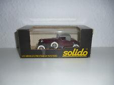 SOLIDO / MODELLAUTO / 80 / CORD L29 ( 1929 ) / 1:43 / #187#