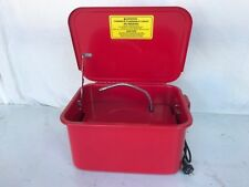 Small Parts washer 12 Ltr suit home or workshop, parts cleaner  (PW2205R)