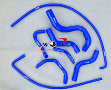 silicone radiator heater hose HOLDEN COMMODORE VZ 3.6L V6 2004-2006 BLUE