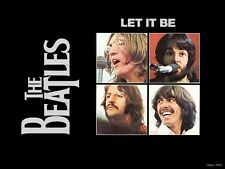 LET IT BE - THE BEATLES (1970) DVD MUSIC THEIR LAST MOVIE