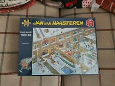 Jan Van Haasteren Christmas Eve 1000 Piece Jigsaw Puzzle BRAND NEW SEALED HTF