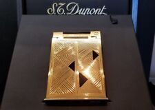 Rare Limited Edition S.T. Dupont Afrika Jeroboam Table Lighter #16/100