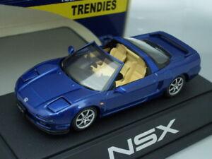 Honda s660 en azul EBBRO escala 1:43 nuevo embalaje original