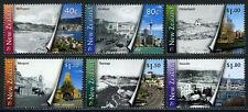 New Zealand 1557-1562,MNH.Urban Transformation:Wellington,Auckland,Westport,1998