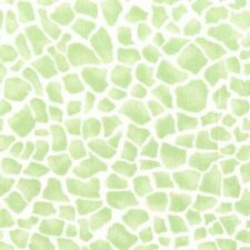 Michael Miller Bebé Zoo más alto verde 100% Algodón Franela Patchwork Quilting